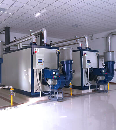 vacuum condensing hot water boiler in china jianye construction industry